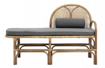 BALI bench with mattress