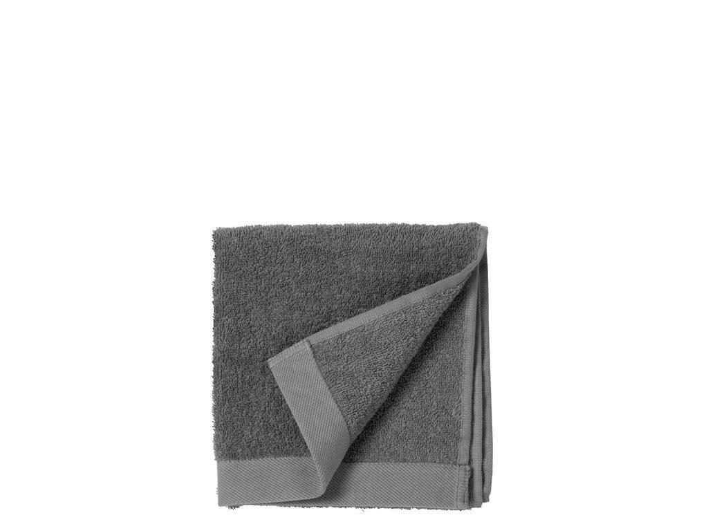 Comfort organic Towel 40 x 60 cm Grey