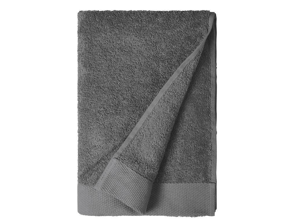 Comfort organic Towel 70 x 140 cm Grey