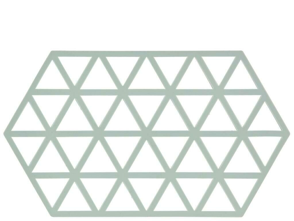 Triangles Trivet, Nordic Sky, big