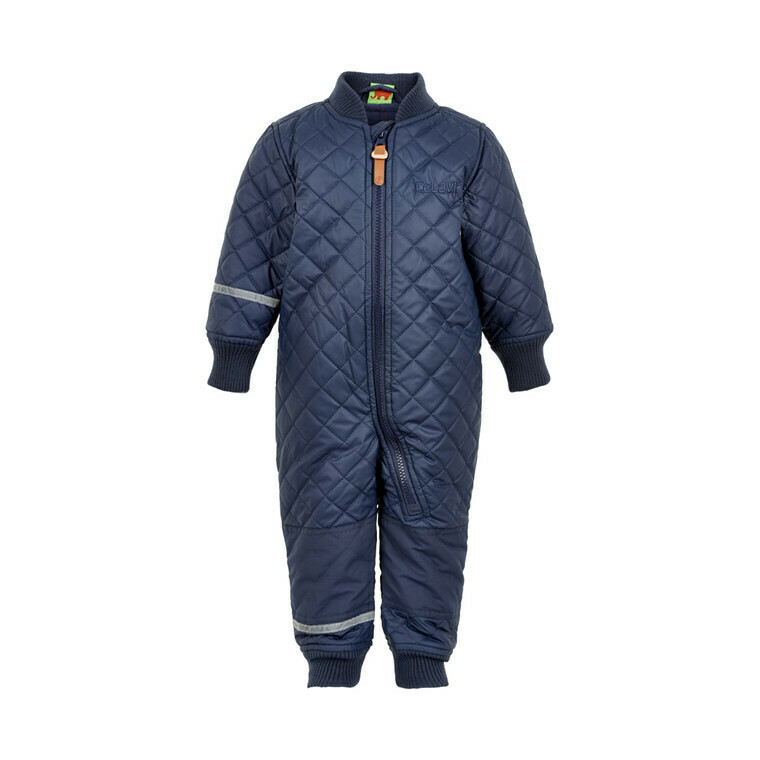 CELAVI PU THERMAL SUIT, Dark Navy