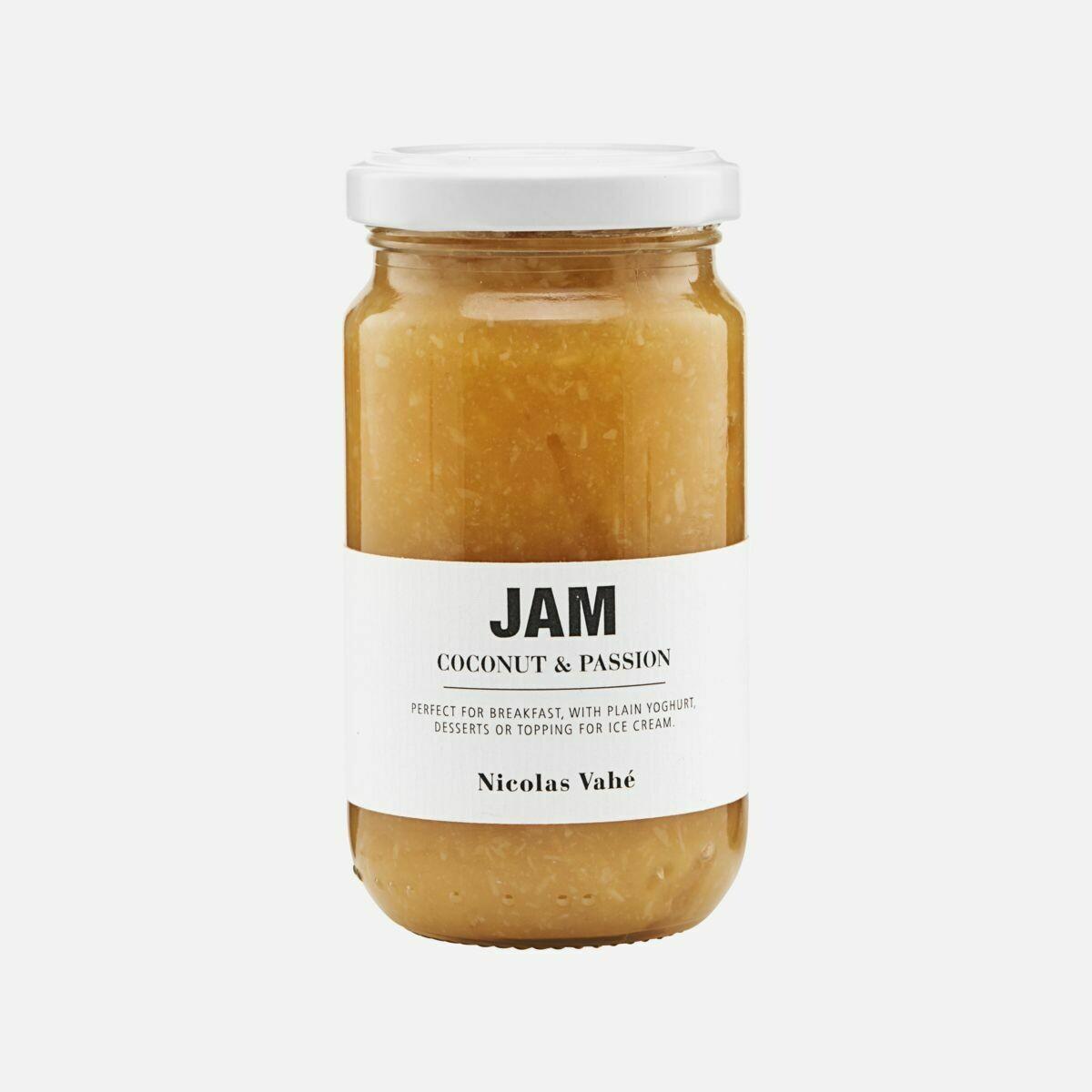 Jam, Coconut & Passion