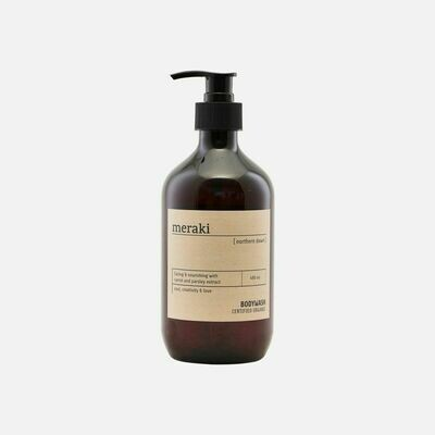 Body wash, Northern dawn