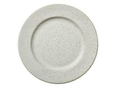BITZ Dinner plate Dia. 27 cm Matte cream