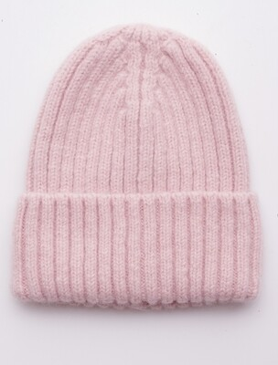 Fisherman Hat, Pink, alpaca wool