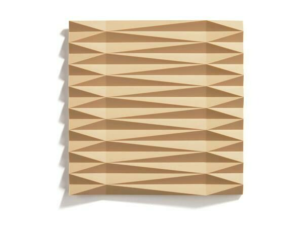 Origami Yato Trivet, Mustard