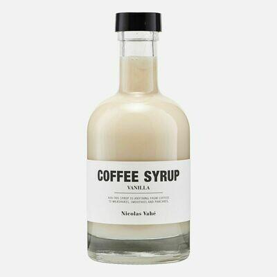 Syrup, Vanilla