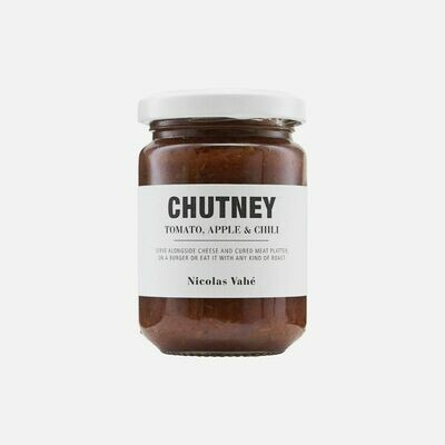 Chutney, Tomato, Apple & Chili