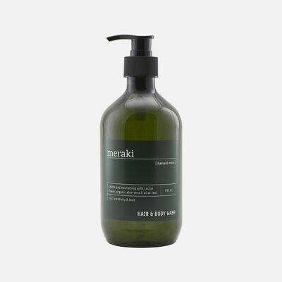 Hair & Body Wash, Harvest Moon, for men 490ml