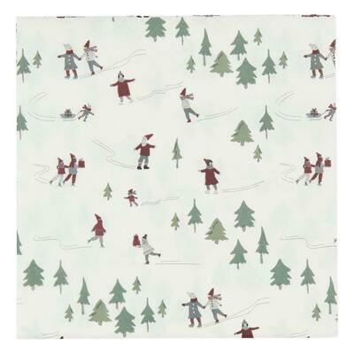 Napkin Christmas Fairytale