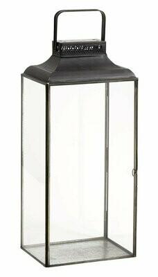 Lantern, rectangular, H50cm