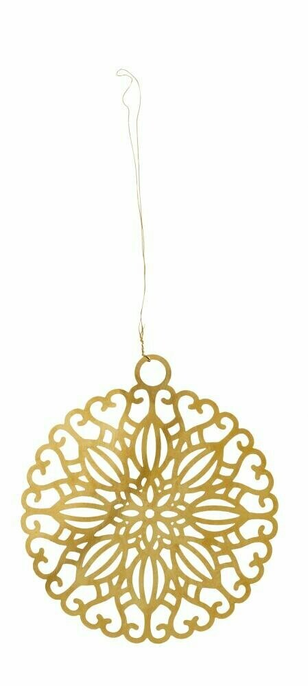 GOLLIE ornament, S, gold