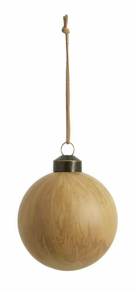 ARTFUL ornament, light brown
