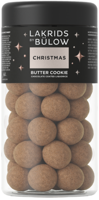 Liquorice CHRISTMAS – BUTTER COOKIE, 295g