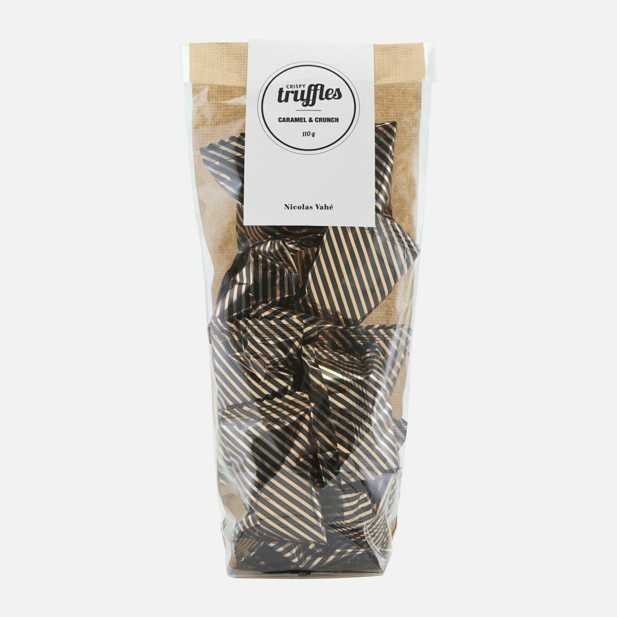 Chocolate Truffles - Caramel & Crunch