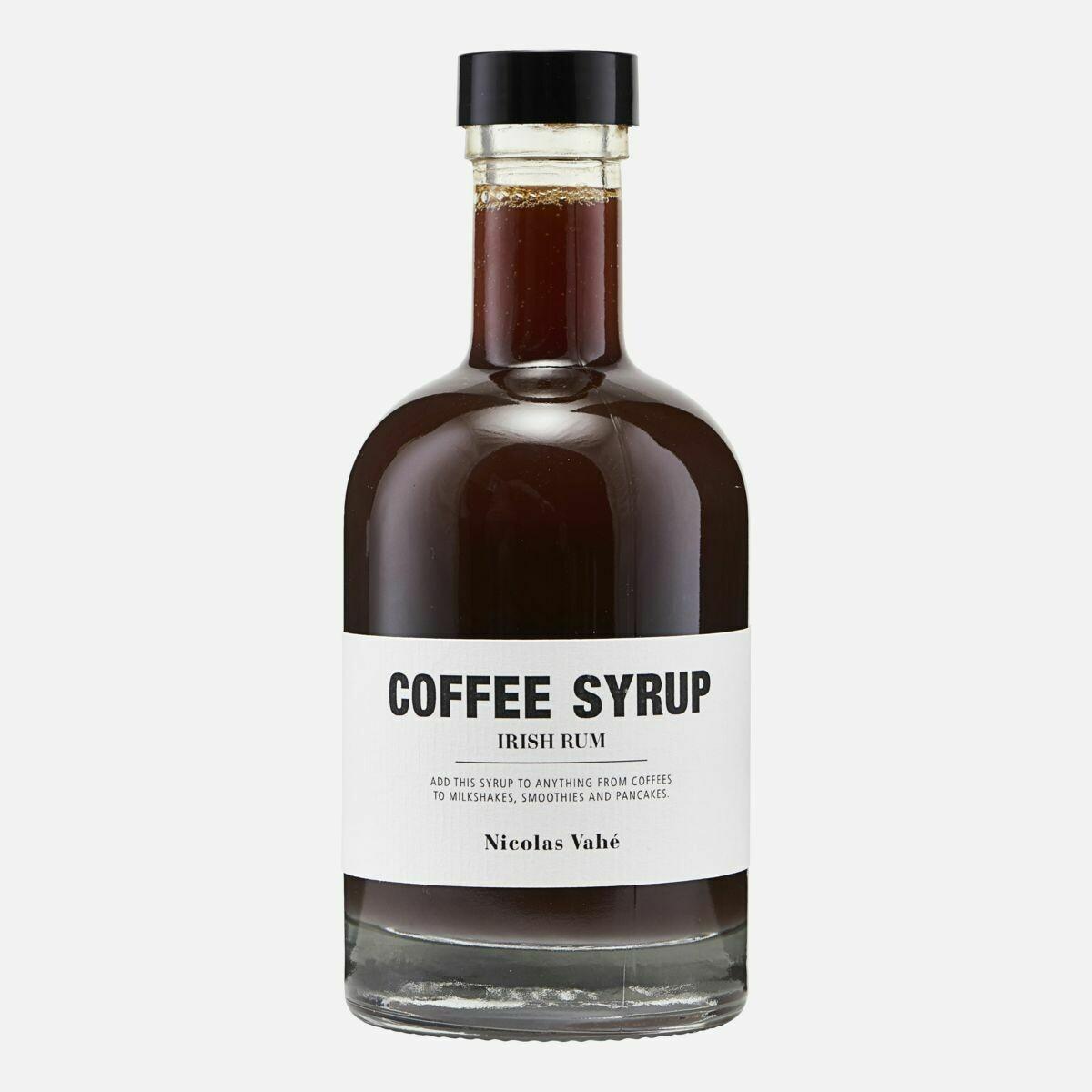 Syrup, Irish Rum