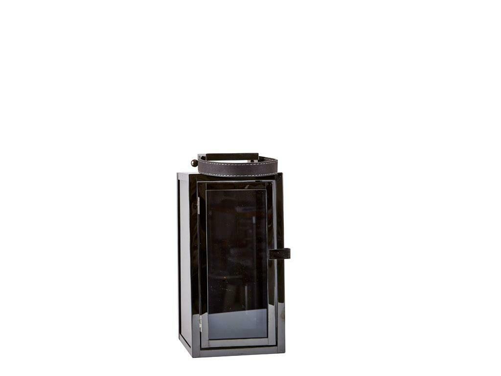 """Lantern """"Titanium"""" H21cm"""
