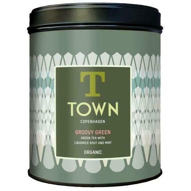 T-TOWN Groovy Green, 175gr