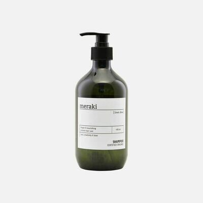 Shampoo, Linen dew, 490ml