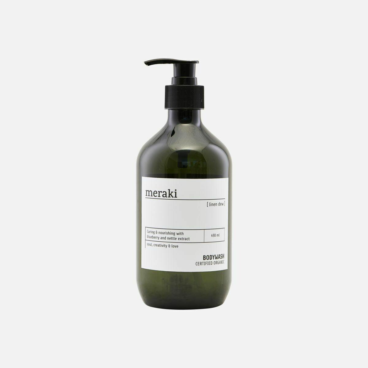 Body wash, Linen dew 490ml