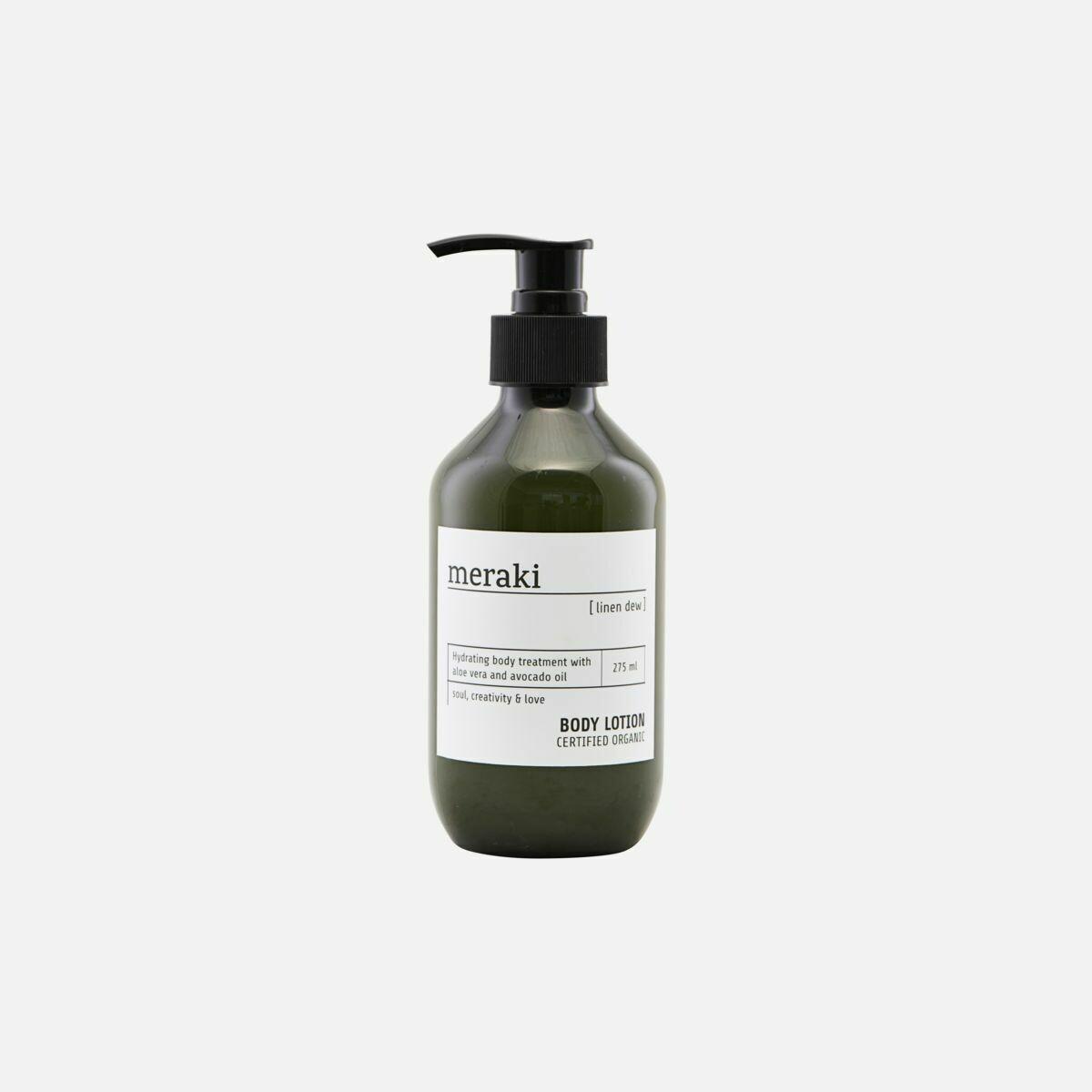 Body lotion, Linen dew, 275ml