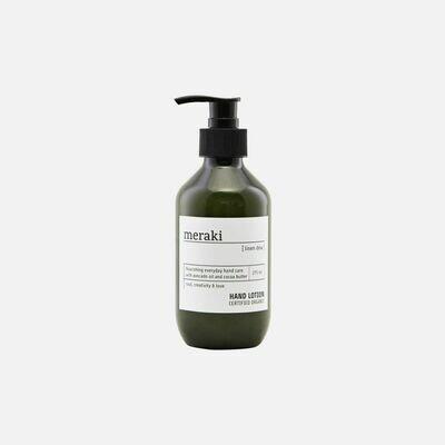Hand lotion, Linen dew, 275ml