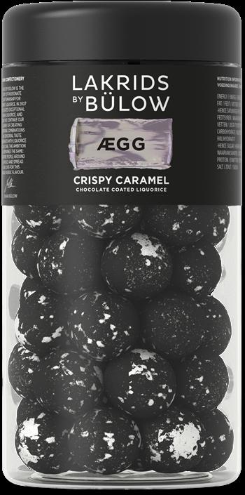 ÆGG - CRISPY CARAMEL, 295gr.