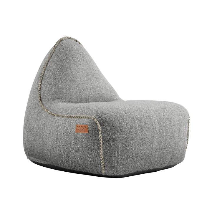 Cobana Lounge Chair, Light Grey