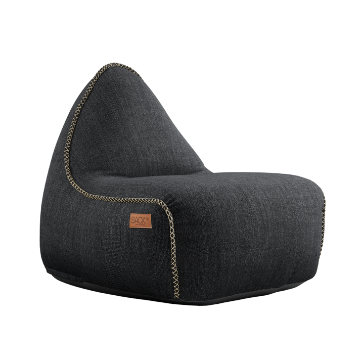 Cobana Lounge Chair, Black