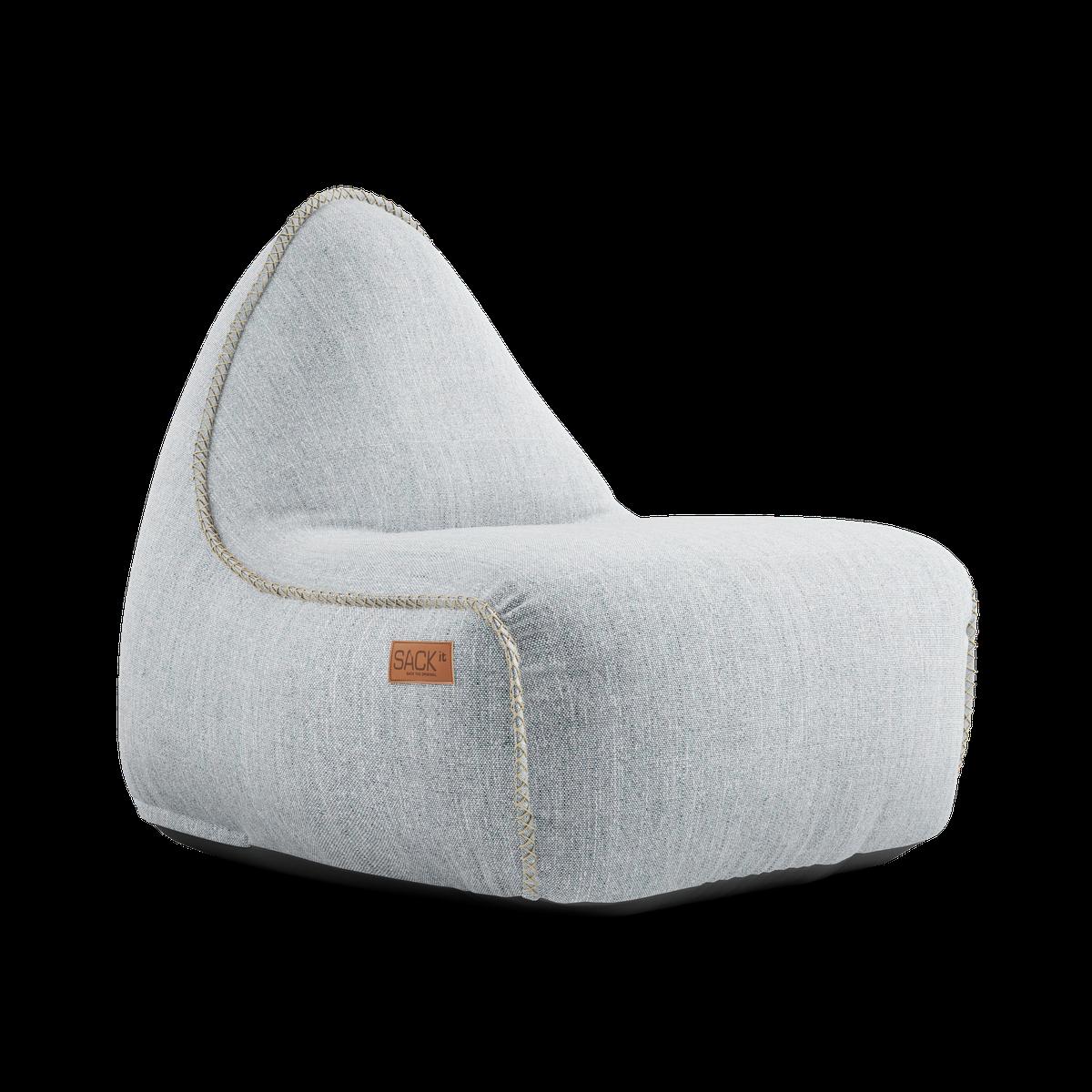 Cobana Lounge Chair, White