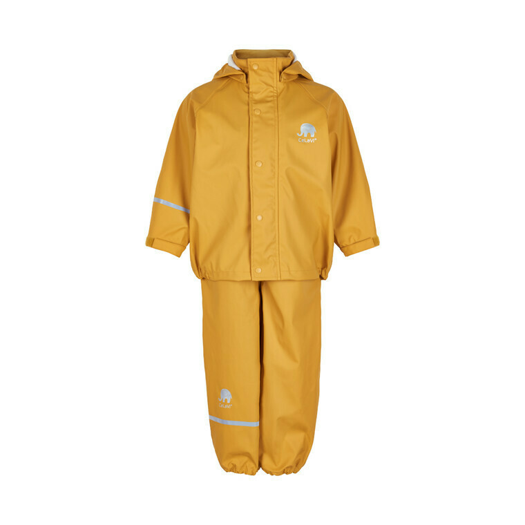 CELAVI RAIN SET, Mineral Yellow