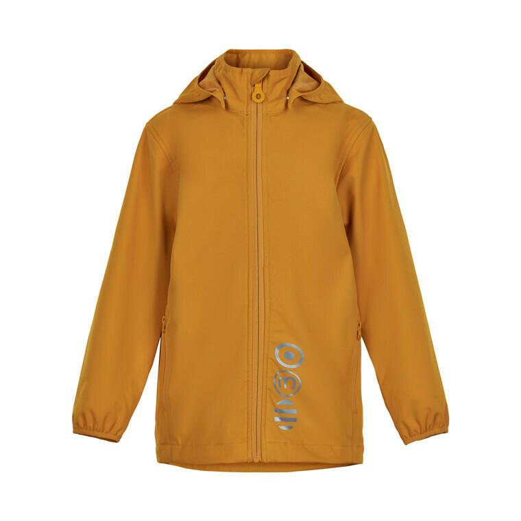 MINYMO SOFTSHELL JACKET, Golden Orange
