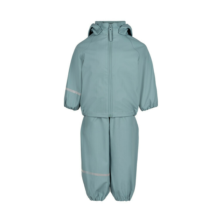 CELAVI BASIC RAINWEAR, Recycled, Smoke Blue