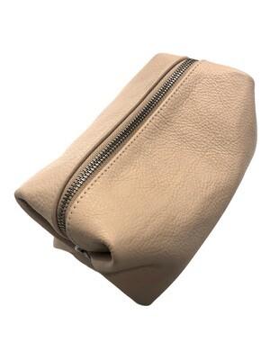 Cosmetic purse Beige