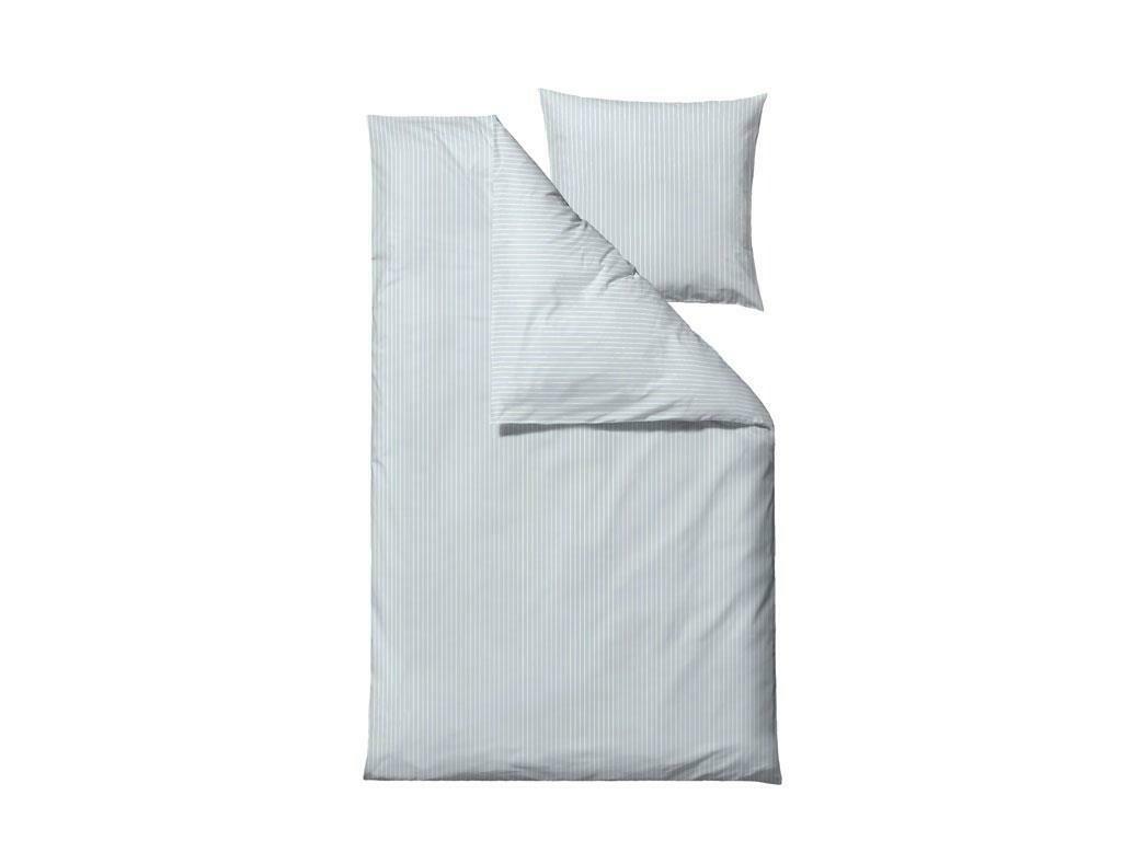 Bed linen Organic Common 140 x 200 cm,  Linen Blue