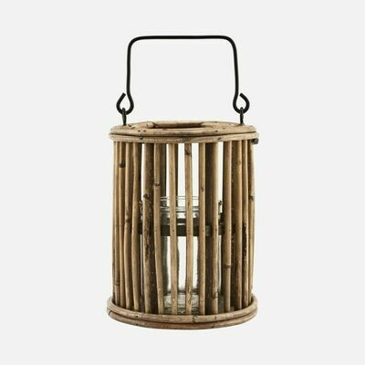 Lantern, Ova, Natural