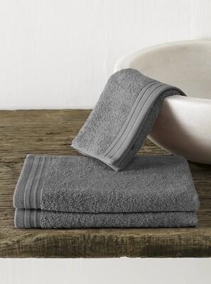 Face Towel Imagine 30x50 Anthracite