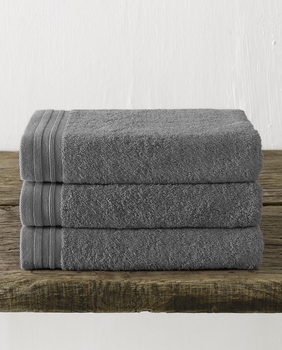Hand Towel Imagine 50x100, Anthracite