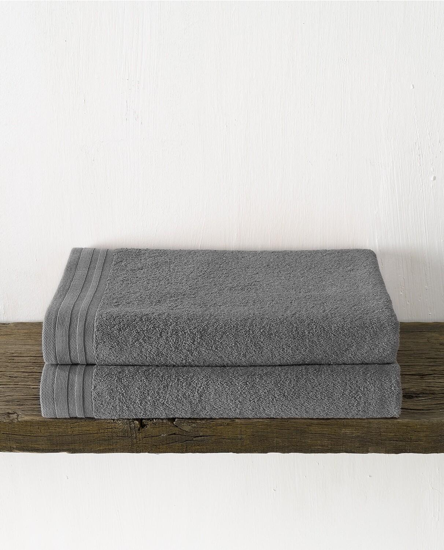 Bath Towel Imagine 70x140 Anthracite