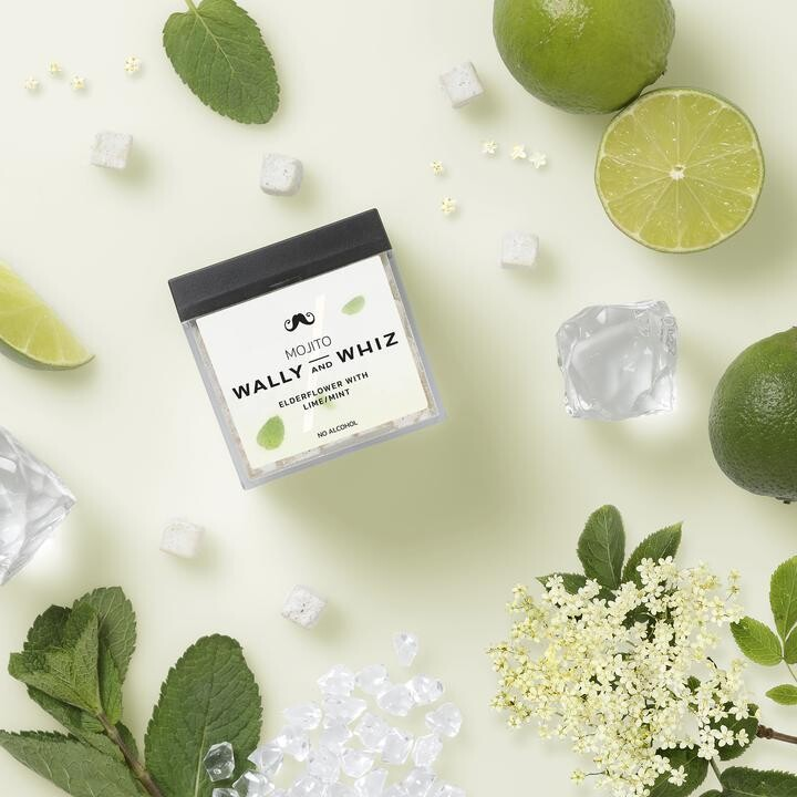 Mojito - Elderflower with Lime/Mint, 140g