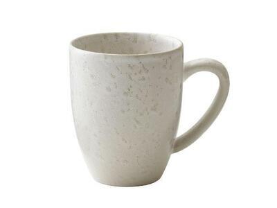 Mug Dia. 8 x 10 cm 30 cl Matte cream