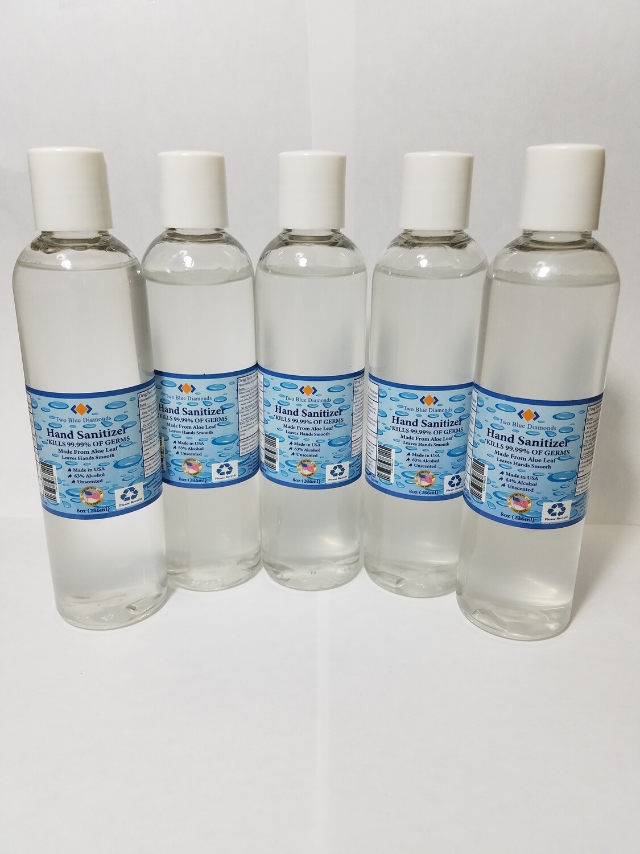 8oz Hand Sanitizer (5 Pack)