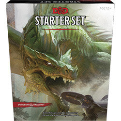 DUNGEONS AND DRAGONS 5E: STARTER SET