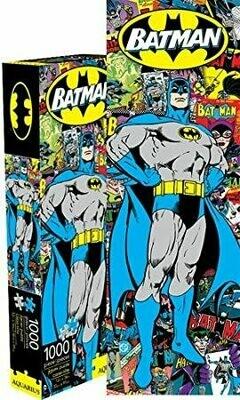 BATMAN SLIM 1000 PIECE JIGSAW PUZZLE