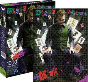 WHY SO SERIOUS JOKER 1000 PIECE JIGSAW PUZZLE