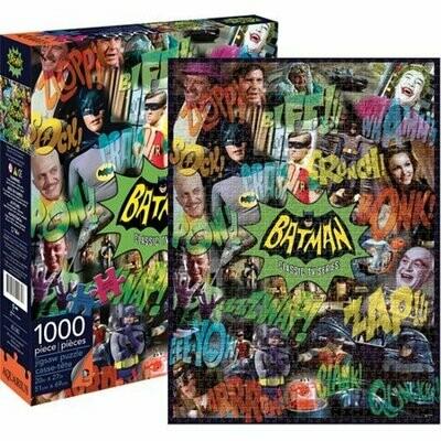 BATMAN 1966 TV SERIES 1000 PIECE JIGSAW PUZZLE