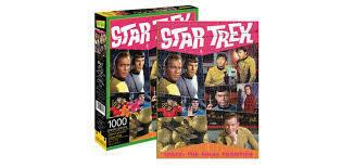 STAR TREK THE ORIGINAL SERIES 1000 PIECE JIGSAW PUZZLE