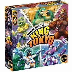 KING OF TOKYO - SECOND EDITION (2E)
