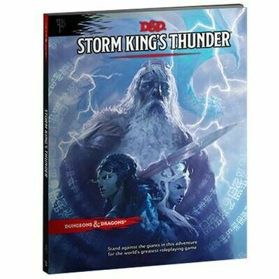 DUNGEONS AND DRAGONS 5E HC: STORM KING'S THUNDER