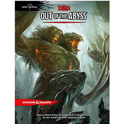 DUNGEONS AND DRAGONS 5E HC: OUT OF THE ABYSS